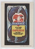 Hostage Cupcakes