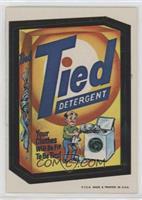 Tied Detergent