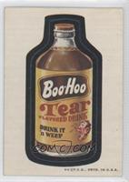 Boo-Hoo Drink [Good to VG‑EX]