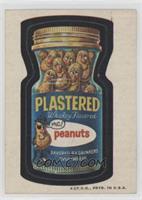 Plastered Peanuts [NoneGoodtoVG‑EX]