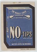 No-Tips [NoneGoodtoVG‑EX]