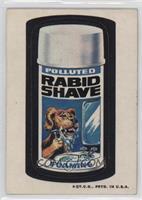 Rabid Shave