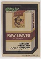 Raw Leaves Cigarettes [GoodtoVG‑EX]