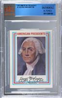 George Washington [BVGAuthenticAltered]