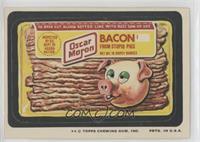 Oscar Moron Bacon
