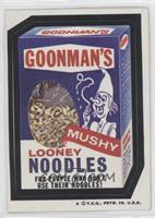 Looney Noodles