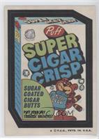 Super Cigar Crisp
