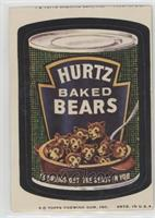 Hurtz Baked Bears [GoodtoVG‑EX]