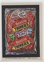 Hostile Thinkies