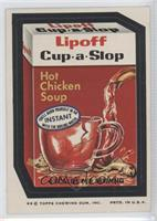 Lipoff Cup-a-Slop