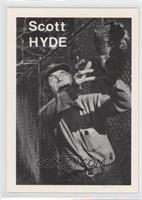 Scott Hyde /3000 [Poor to Fair]