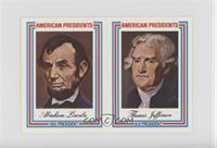 Abraham Lincoln, Thomas Jefferson