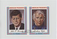 John F. Kennedy, Zachary Taylor