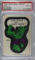 Hulk - 1 [PSA9MINT]