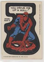 Spider-Man-2 (You Drive Me Up A Wall!)