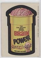 Brain Power [GoodtoVG‑EX]
