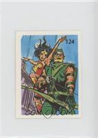 Wonder Woman, Green Arrow [PoortoFair]