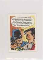 Batman, Robin, Super Man [PoortoFair]