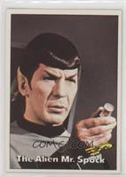 The Alien Mr. Spock