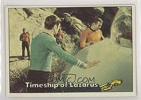 Timeship of Lazarus