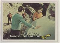 Timeship of Lazarus