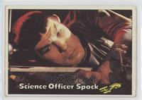 Science Officer Spock [GoodtoVG‑EX]