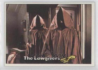 1976 Topps Star Trek - [Base] #41 - The Lawgivers