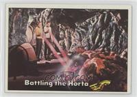 Battling the Horta