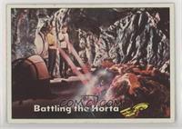 Battling the Horta [GoodtoVG‑EX]