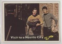 Visit to a Hostile City