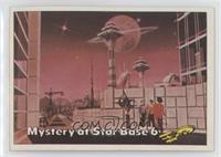 Mystery at Star Base 6