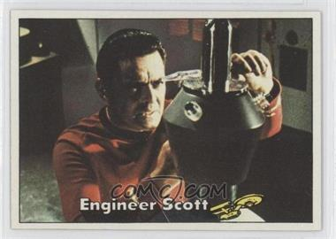 1976 Topps Star Trek - [Base] #5 - Engineer Scott