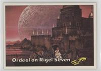 Ordeal on Rigel Seven