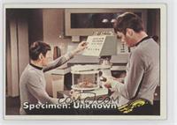 Specimen: Unknown