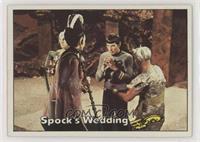 Spock's Wedding [GoodtoVG‑EX]