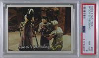 Spock's Wedding [PSA8NM‑MT]