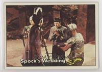 Spock's Wedding