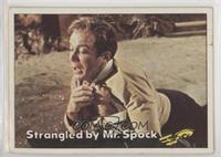 Strangled by Mr. Spock [PoortoFair]