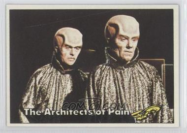 1976 Topps Star Trek - [Base] #68 - The Architects of Pain
