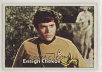 Ensign Chekov