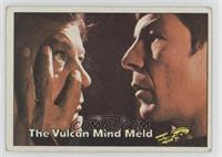 The Vulcan Mind Meld [Good to VG‑EX]