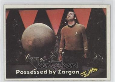 1976 Topps Star Trek - [Base] #74 - Possessed by Zargon