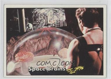 1976 Topps Star Trek - [Base] #78 - Space Brains
