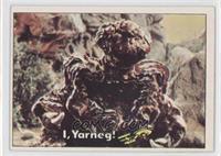 I, Yarneg!