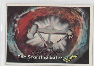 1976 Topps Star Trek - [Base] #87 - The Starship Eater