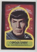 Spock Lives! [Poor]