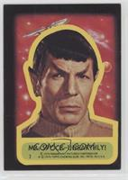 Mr. Spock - Unearthly!