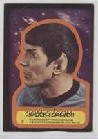 Spock Forever! [Poor]