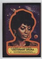 Lieutenant Uhura [GoodtoVG‑EX]