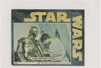 Luke Repairs C-3PO [PoortoFair]
